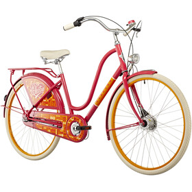 Electra Amsterdam Fashion 3i Women joyride bright pink